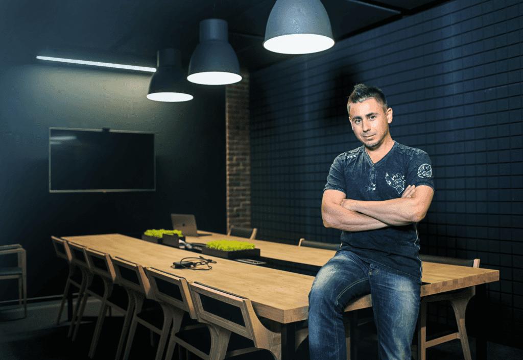 Vlad Beck, Board Member and AR/VR evangelist at Sigma Software